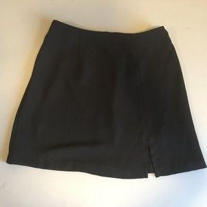 Rampage Black Skirt
